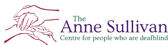 The Anne Sullivan Centre For the DeafBlind Logo